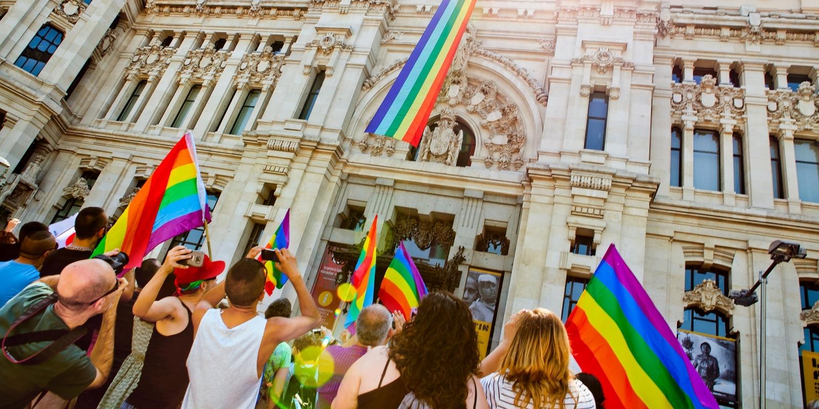 Mit Queerdom, wilsch und HOT an die Madrid Pride 2020
